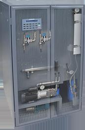 Ultrafine Nemlendirme Sistemi + Arıtma Sistemi