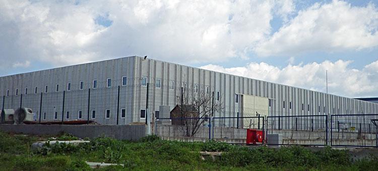 Botaş Nehir Tekstil Çerkezköy Fabrikası