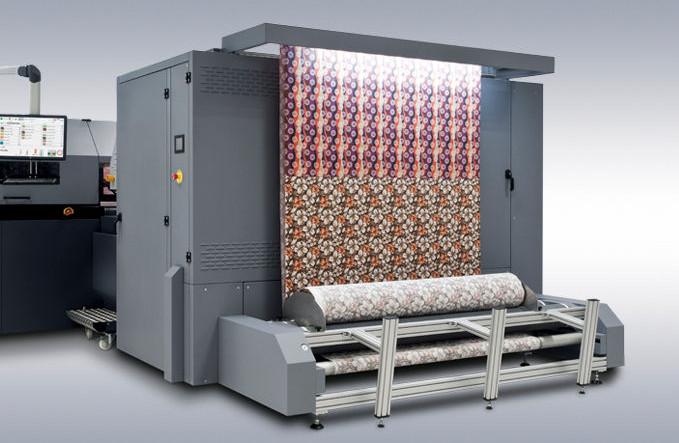 Tekstil Dijital Baskı Nemlendirme